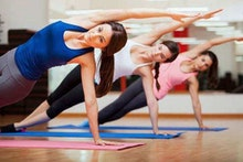 Yoga class offer UK