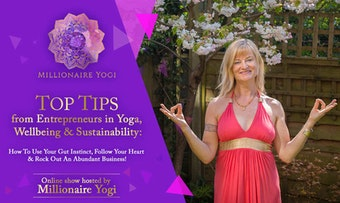 Top Tips for Yoga Entrepreneurs